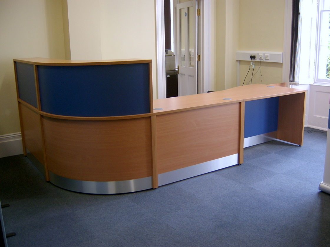 Image 4DDA- Flex Reception Desk