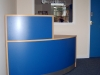 Image 60F - Small Flex office reception desk