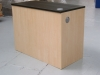 Image 66F - Flex  bespoke laminate top reception counter 900mm high