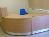 Image 57F - Standard unit Flex reception desk