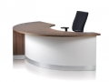 CT592.Crescent reception desk