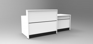 Union plus low unit White & Black