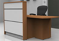 Union Reception Desks