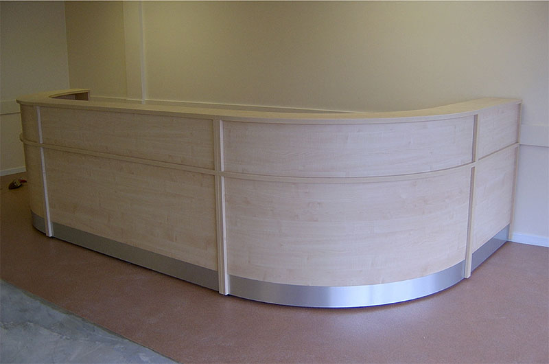 Image 76F - Flex reception desk