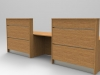 Image 6U- Tall Oak DDA Union reception desk